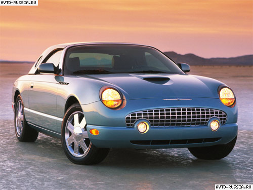 Ford Thunderbird: 05 фото
