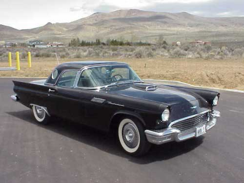 Ford Thunderbird: 6 фото