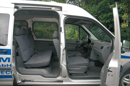 Ford Tourneo Connect: 8 фото