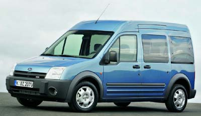 Ford Tourneo Connect: 10 фото