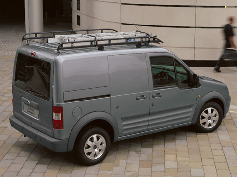 Ford Transit Connect: 3 фото