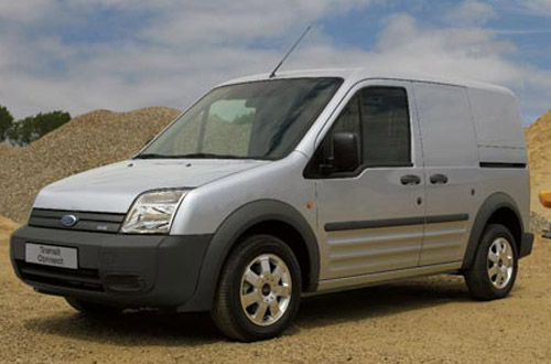 Ford Transit Connect: 9 фото