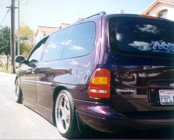 Ford Windstar - 570 x 460, 06 из 18