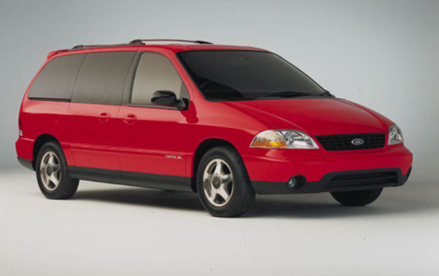 Ford Windstar - 640 x 403, 12 из 18