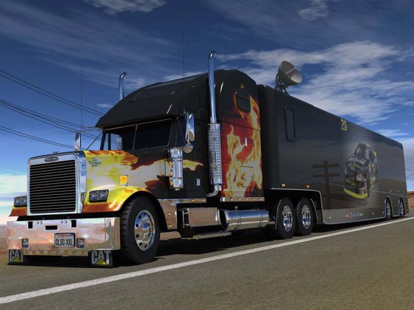 Freightliner Classic: 05 фото