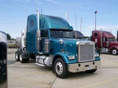 Freightliner Classic: 06 фото