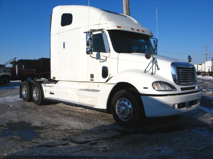 Freightliner Columbia: 01 фото