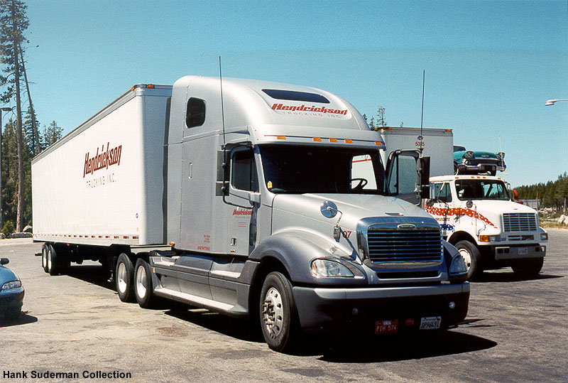 Freightliner Columbia: 06 фото