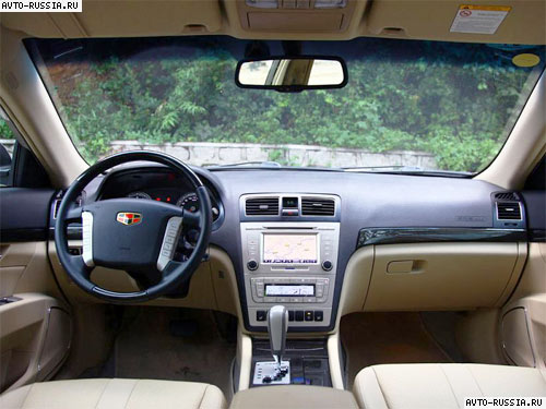 Geely Emgrand: 2 фото