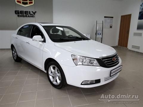 Geely Emgrand: 7 фото