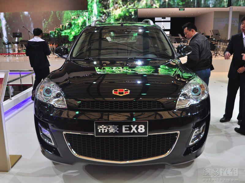 Geely Emgrand: 8 фото
