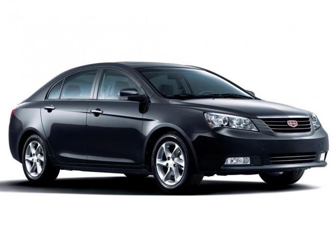 Geely Emgrand: 09 фото