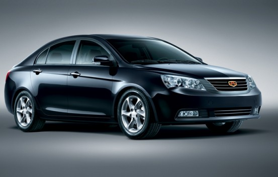 Geely Emgrand: 10 фото