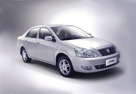 Geely Vision: 10 фото