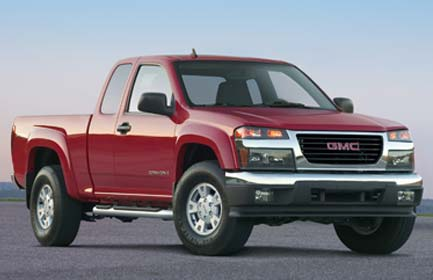 GMC Canyon: 02 фото