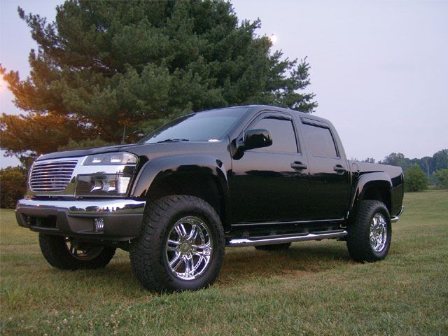 GMC Canyon: 03 фото
