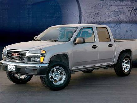GMC Canyon: 06 фото