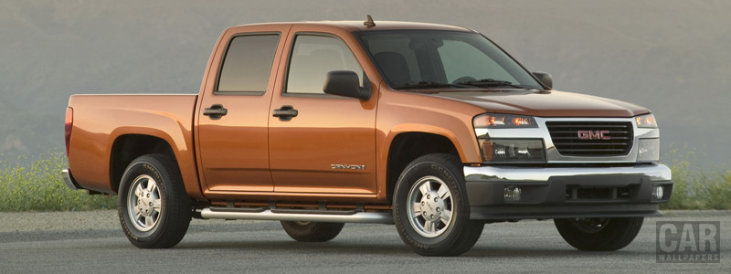 GMC Canyon: 10 фото