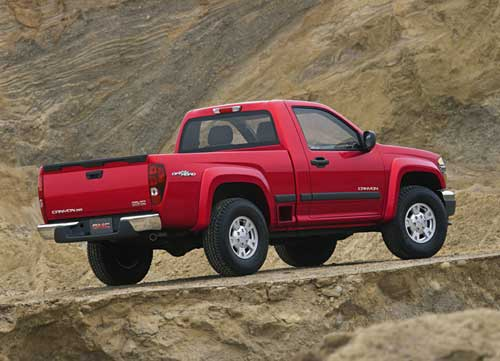 GMC Canyon: 11 фото