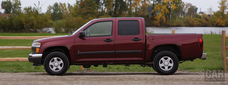 GMC Canyon: 12 фото