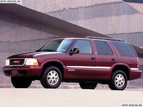 GMC Jimmy: 02 фото