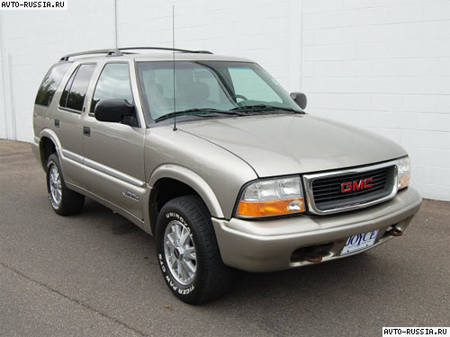 GMC Jimmy: 03 фото