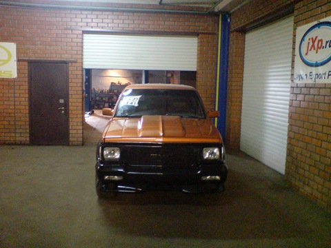 GMC Typhoon: 2 фото