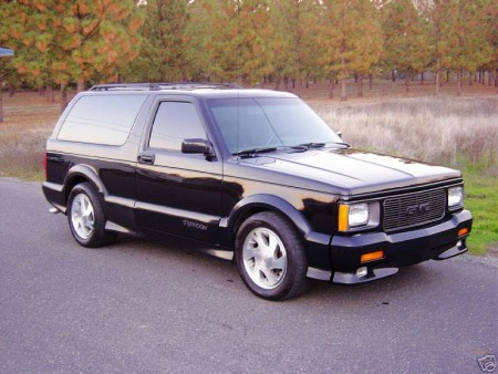 GMC Typhoon: 5 фото