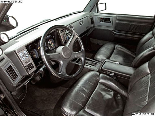 GMC Typhoon: 9 фото