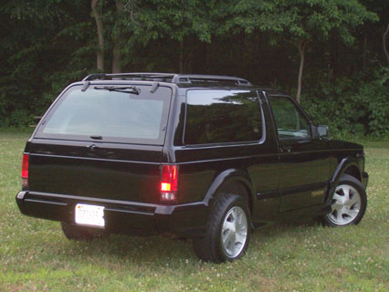 GMC Typhoon: 10 фото