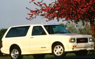 GMC Typhoon: 11 фото