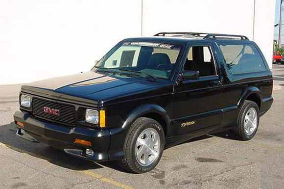 GMC Typhoon: 12 фото