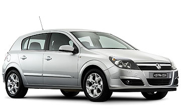 Holden Astra: 3 фото