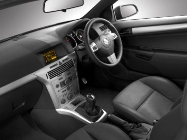 Holden Astra: 5 фото