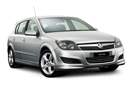 Holden Astra: 7 фото
