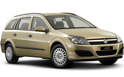 Holden Astra: 11 фото