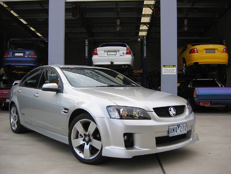 Holden Commodore: 03 фото