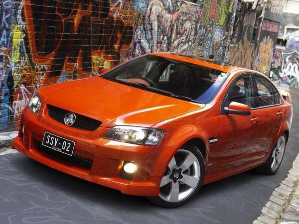 Holden Commodore: 05 фото