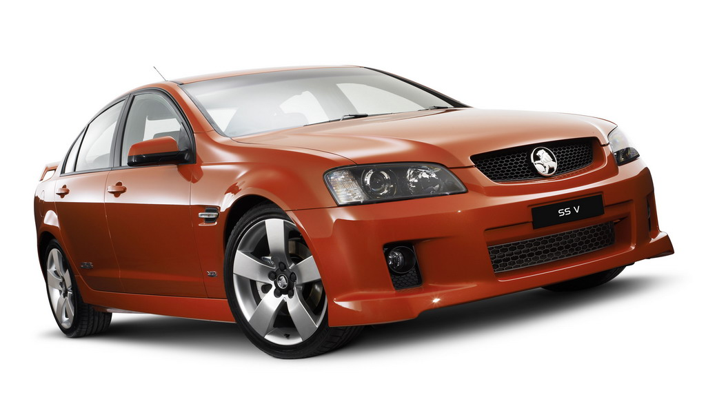 Holden Commodore: 13 фото