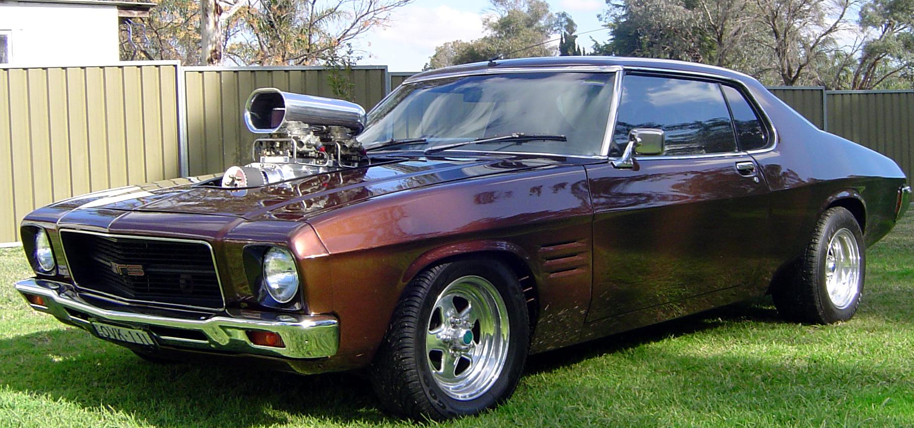 Holden Monaro: 06 фото