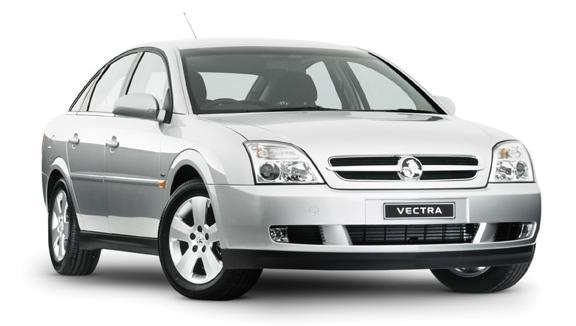 Holden Vectra: 03 фото