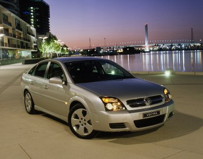 Holden Vectra: 04 фото