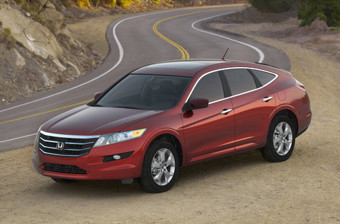 Honda Accord Crosstour: 3 фото