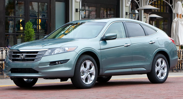Honda Accord Crosstour: 5 фото