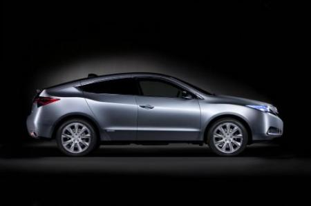 Honda Accord Crosstour: 9 фото