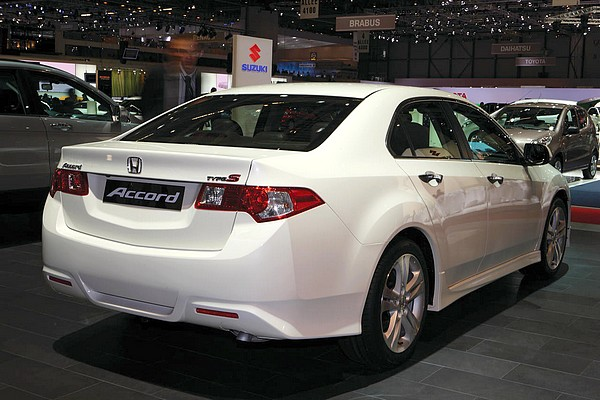 Honda Accord II: 12 фото