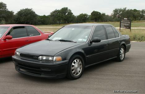 Honda Accord IV: 1 фото