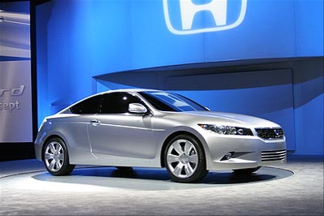 Honda Accord: 03 фото