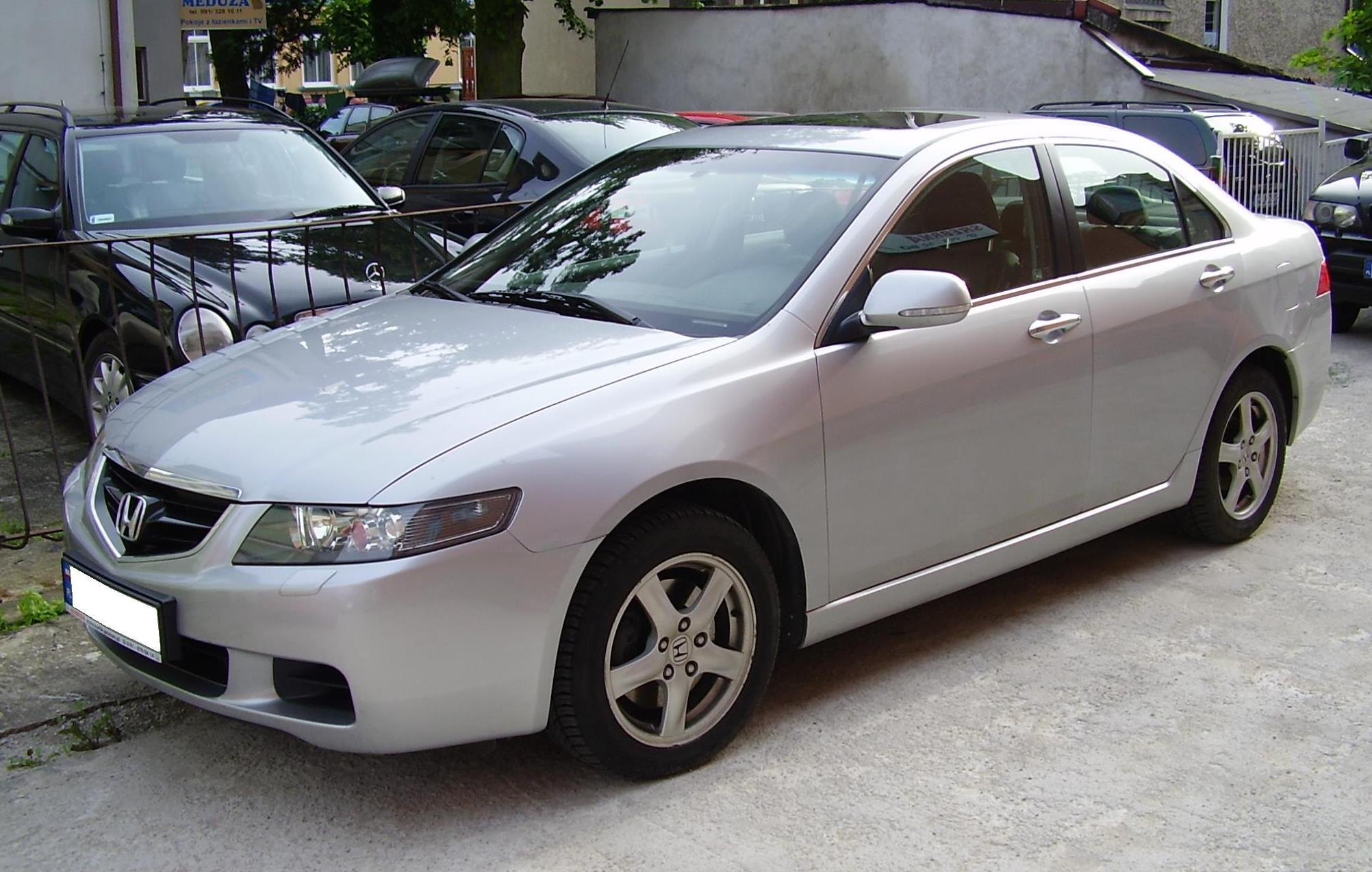 Honda Accord: 10 фото