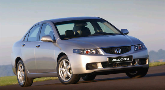Honda Accord: 12 фото